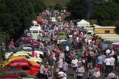 Tynemouth VW Rally 2013