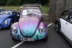 Tynemouth VW Rally 2011